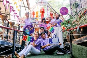 """(ชมคลิป) """"THAI LGBT CONNECT"""" ทัวร์แรกของไทย ตอบโจทย์ความหลากหลายทางเพศ สัมผัสเมืองไทยได้อย่างเต็มที่"""