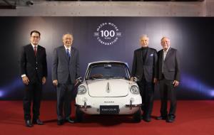 มาสด้า ฉลอง 100 ปี  จัดงานย้อนรำลึกพร้อมโชว์รถยนต์คันแรก R360 Coupe และเปิดจองรุ่นพิเศษ 100 ปี