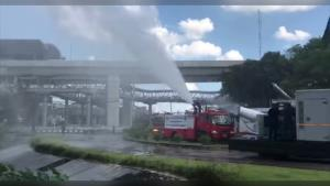 อ.เจษฎ์ ยันพ่นฉีดน้ำของไทยไม่ลดฝุ่น PM 2.5 ได้ แถมเครื่องยนต์รถที่ใช้ก่อมลพิษสร้างฝุ่นซ้ำ
