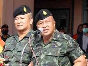 พล.ท.เกรียงไกร ศรีรักษ์ แม่ทัพภาคที่ 4