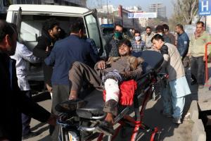 อัฟกันระทึก! กลุ่มติดอาวุธยิงจรวด 23 ลูกถล่มใกล้ 'กรีนโซน' ในคาบูล ดับไม่ต่ำกว่า 8 ศพ