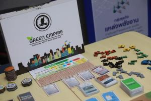 """บ้านปูฯ กระตุ้นนักศึกษาออกแบบบอร์ดเกมเพื่อจัดการพลังงานโลกอย่างสร้างสรรค์และยั่งยืนผ่านกิจกรรม """"Energy On Board"""""""