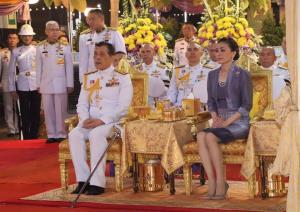 ในหลวง-พระราชินี เสด็จฯ ทรงเปิดอาคารศาลแขวงพระนครศรีอยุธยา