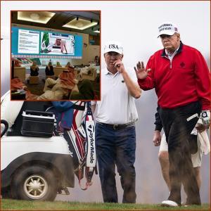 "In Clip: ทรัมป์หนี ""ประชุมซัมมิต G-20"" ถกปัญหาโควิด-19 ไปตีกอล์ฟระหว่างสหรัฐฯมียอดติดเชื้อทะลุ 12 ล้าน"