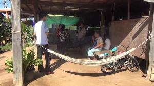 พ่อเฒ่าวัย 87 ปีสุดทน ลูกชายเมาอาละวาดคว้ามีดปาดคอสาหัส ลูกหลานเผยสงสารพ่อพร้อมให้อภัย