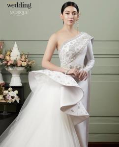 """ออเจ้ามาแล้ว """"เบลล่า ราณี"""" สวมชุดไทยสุดงดงามถ่ายแบบชุดเจ้าสาว"""