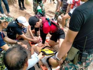 R.I.P. นักท่องเที่ยวชายวัย 62 หัวใจวายเสียชีวิตขณะเดินฝ่าดงขึ้นภูกระดึง