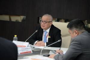 ประชุม AMEM ครั้งที่ 38 อาเซียนปรับเป้าเพิ่มกำลังผลิตพลังงานหมุนเวียนเป็น 35% ปี 68
