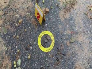 ตูมสนั่น! คนร้ายลอบวางระเบิดคณะ จนท.สรรพสามิตที่นราฯ รถพัง โชคดีไร้เจ็บ