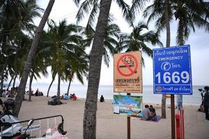 ปรับโฉมใหม่ ! ชายหาดบางแสน  หนุนเป็นต้นแบบพื้นที่ท่องเที่ยวชายหาดปลอดเหล้า-บุหรี่