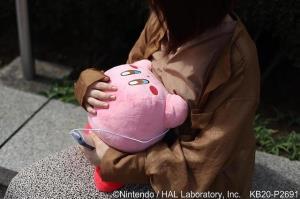 """บันได จับมือ ปู่นินฯ ผลิตตุ๊กตา """"เคอร์บี้"""" หนุนแล้วอุ่น!"""