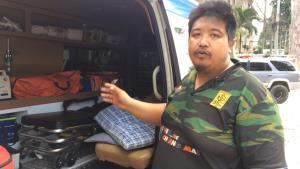 กู้ภัยยันบริสุทธิ์ถูกสงสัยทรัพย์สินผู้ตายอุบัติเหตุดอยอินทนนท์หาย-กราบคนใจบุญระดมทุนช่วยซ่อมรถได้จนครบ