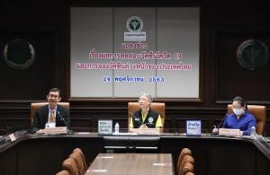 สธ.เผยข่าวดี กลางปี 64 คาดคนไทยได้ใช้วัคซีนป้องกันโควิด-19