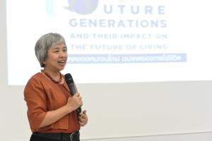 ฟิวเจอร์เทลส์ แล็บ ร่วมกับ UNFPA และ NIA จัดเสวนาเกี่ยวกับอนาคตและการใช้ชีวิตของคน GEN ใหม่