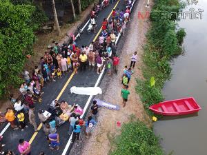สลด! สาวน้อยวัย 14 ปีเล่นน้ำกับเพื่อนที่วังมัจฉา พัทลุง แต่ว่ายน้ำไม่เป็น จมน้ำเสียชีวิต