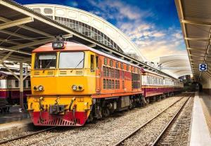 """""""คมนาคม"""" เผยปี 65 รถไฟทางคู่เสร็จ 5 สาย-เปิดเอกชนร่วมใช้ราง ลดต้นทุนโลจิสติกส์"""