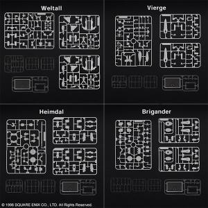 """สแควร์เอนิกส์ทำโมเดลหุ่นยนต์ """"Xenogears"""" เกม RPG เก่ายุค PS1"""