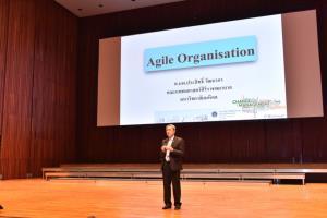 """ม.มหิดล จัดงานมหกรรมคุณภาพ """"ปัญญามหิดล คุณภาพคน คุณภาพงาน"""" รวมใจสู่ """"Agile Organization"""""""