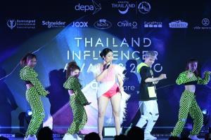 อินฟลูเอนเซอร์และแบรนด์ไทย ตบเท้ารับรางวัล Thailand Influencer Awards 2020 จัดโดยเทลสกอร์