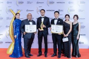 """โครงการ """"One Atelier Private Residence Phaholyothin""""  คว้ารางวัลใหญ่จากเวทีใหญ่ระดับเอเชีย """"Thailand Property Awards 2020"""""""