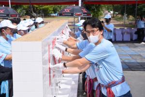 """อีซูซุ เดินหน้าส่งมอบโครงการ """"อีซูซุให้น้ำ...เพื่อชีวิต""""   แก่โรงเรียนสินแร่สยาม จังหวัดราชบุรี"""