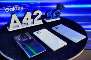 Samsung ครองส่วนแบ่งตลาดสมาร์ทโฟน 5G เกินครึ่ง หวังปีหน้าเติบโตอีก 10 เท่า