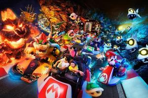 """สวนสนุกยูนิเวอร์แซลเปิดโซน """"นินเทนโด"""" วันที่ 4 ก.พ. ปีหน้า"""