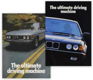 """ย้อนรอย """"สุนทรียภาพแห่งการขับขี่"""" ผ่านโปสเตอร์วินเทจของ BMW"""
