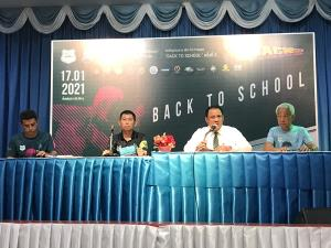 """สมาคมศิษย์เก่าภูเก็ตวิทยาลัยจัดวิ่งการกุศล """"Back To School"""" 17 ม.ค.64 หารายได้สนับสนุนกิจกรรมนักเรียน"""