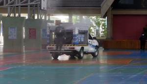 โรงเรียนนารีวิทยา จ.ราชบุรี ประกาศปิดเรียนทำบิ๊กคลีนนิ่ง หลังนักเรียนนั่งรถตู้คันเดียวกับผู้ป่วยโควิด-19