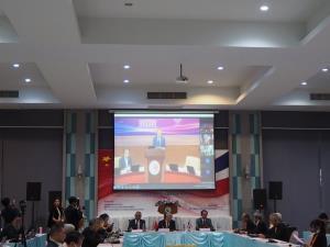 วช.จับมือ ม.หัวเฉียว จัดสัมมนาความสัมพันธ์ทูตไทย-จีน ปันประสบการณ์และสานความร่วมมืออนาคต ตั้งเป้าหมายสู่การทำวิจัยเพื่อสร้างองค์ความรู้ทั้งสองประเทศ