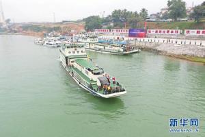 (ชมคลิป) 'จีน-ลาว-เมียนมา-ไทย' เปิดฉาก 'ลาดตระเวนร่วมแม่น้ำโขง' ครั้งที่ 100