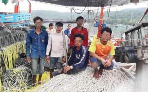 พ่อเมืองตราดสั่งคุมเข้มชายแดนไทย-กัมพูชาทั้งบกและทะเล หลังมีแรงงานกลับพื้นที่เสี่ยง