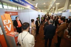 MEA จัดแสดงนวัตกรรมด้านพลังงานไฟฟ้า ในการประชุมใหญ่สามัญประจำปี 2563 สมาคมนักเรียนทุนรัฐบาลไทย