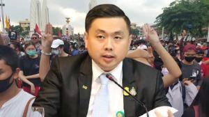 """""""สามารถ"""" หนุน ม.112 ปกป้องสถาบัน ชี้คนไทยไม่เดือดร้อน มีแต่บางกลุ่มเห็นแก่ตัว แนะเพิ่มโทษให้หนัก"""