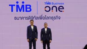 ทีเอ็มบีเปิดตัว Business ONE เจาะลูกค้าธุรกิจ