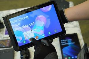 แท็บเล็ตอึดทนตระกูล Galaxy Tab Active