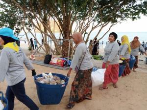การจัดการขยะทั้งในระดับชุมชนและระดับตำบลอย่างเป็นรูปธรรม บนเกาะยาวใหญ่