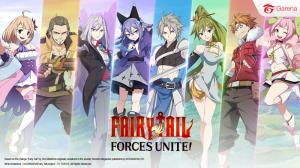 เกมมือถือ FAIRY TAIL: Forces Unite! เปิดให้บริการแล้ววันนี้