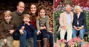 In Pics: ราชวงศ์อังกฤษเผยแพร่ 'การ์ดอวยพร' เทศกาลคริสต์มาส 2020