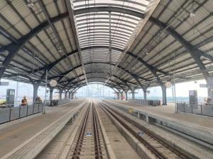 """""""สถานีกลางบางซื่อ"""" อลังการงานสร้าง ศูนย์กลางระบบรางใหญ่ที่สุดในอาเซียน"""