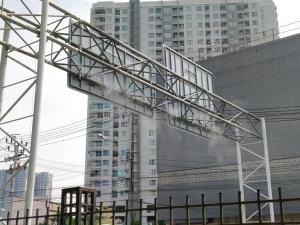 ทช.ระดมแก้ปัญหาฝุ่น PM 2.5 เร่งปล่อยละอองน้ำ-สั่งรับเหมาฉีดพรมน้ำในพื้นที่ก่อสร้าง