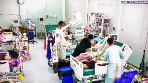 """วิกฤตหมอ-พยาบาล """"ขาด"""" ลามทั่วพม่า เจ้าหน้าที่ท้องถิ่นติดโควิดเพิ่มทุกวัน"""
