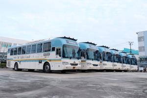 นครชัยแอร์ ย้ำมาตรฐานความสะอาดรถโดยสารเข้มข้นทุกเที่ยว พร้อมรับเดินทางปีใหม่