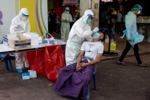กัมพูชาระงับส่งแรงงานมาไทยชั่วคราวหลังโควิดระบาด