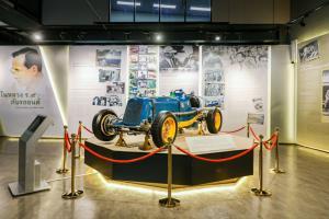 """อพวช. ชวนยลโฉมรถแข่งโบราณ """"หนุมาน 2"""" สร้างแรงบันดาลใจเรื่องยานยนต์ กับนิทรรศการ """"ในหลวง ร.9 กับรถยนต์"""""""