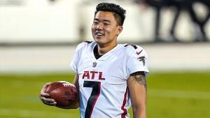 """""""คู ยอง โฮ"""" ตัวเตะพลังโสม ติด """"โพร โบว์ล"""" หนแรก ลุ้นทุบสถิติ NFL ก่อนจบซีซัน"""
