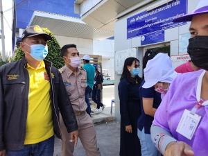 โล่งอก!! ผลตรวจแรงงานพม่า ป่าหมากเป็นลบ