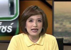 """""""จอมขวัญ"""" ลาออกไทยรัฐทีวี เทปสุดท้ายก่อนสิ้นปี 63 ไม่บอกว่าจะไปไหน"""
