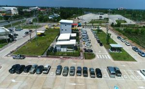 กรมทางหลวงเปิดจุดพักรถ 71 จุดทั่ว ปท. บริการประชาชนตลอดการเดินทางปีใหม่ 64